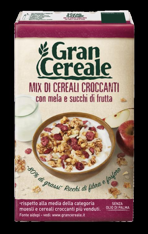 Grancereale - Crunchy Fruit Cereals