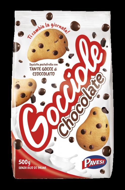 Pavesi - Gocciole Chocolate