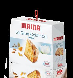 Maina - La Gran Colomba (750 Kg)