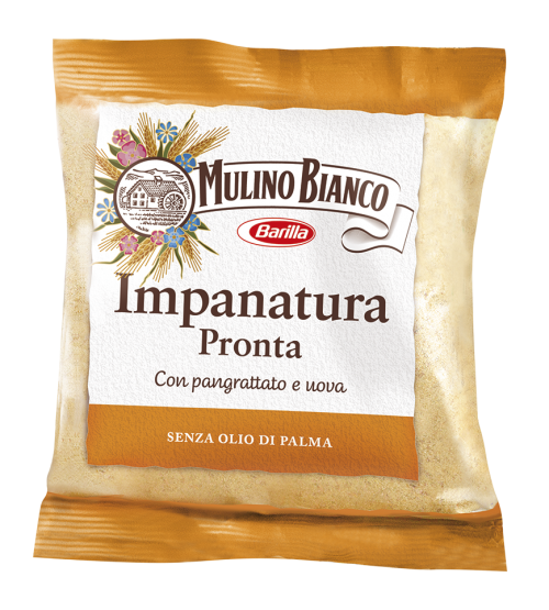 Mulino Bianco- Bread Crumbs with Eggs