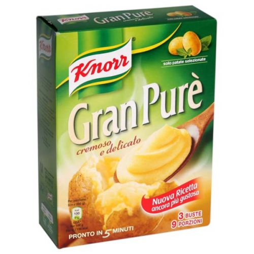 Knorr - Puree of Potatoes