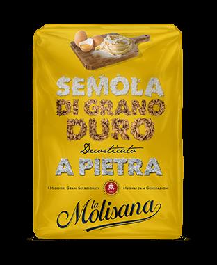 La Molisana semola flour 0