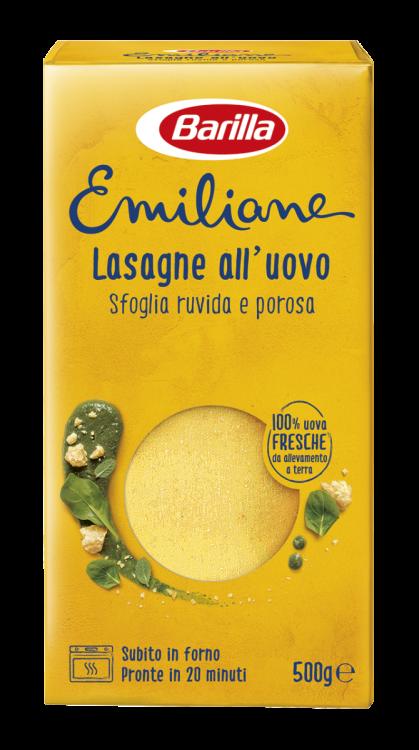 Barilla Emiliane- Egg Lasagne