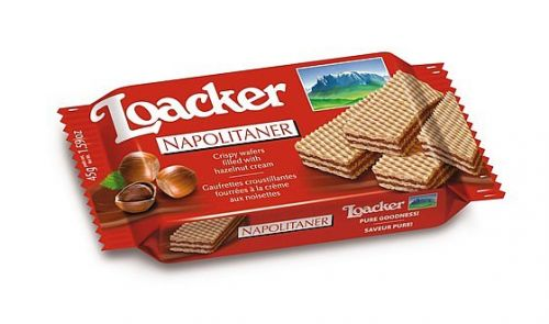 Loacker NAPOLITANER Hazelnut (5x45gr)