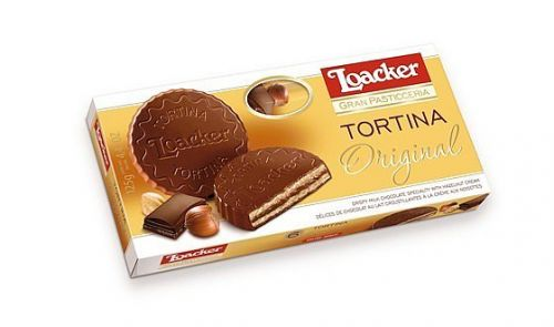 Loacker Gran Pasticceria TORTINA ORIGINA
