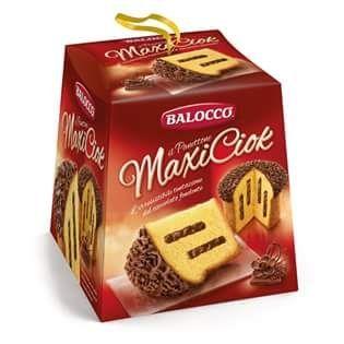 Balocco- MaxiCiok Panettone