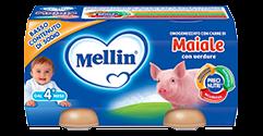 Mellin - Omogeneizzati Maiale con Verdure