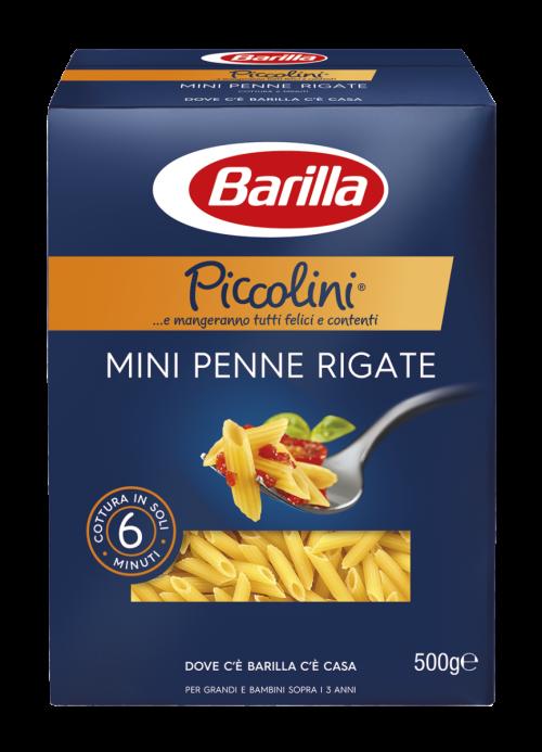 Barilla- I Piccolini- Mini Penne Rigate