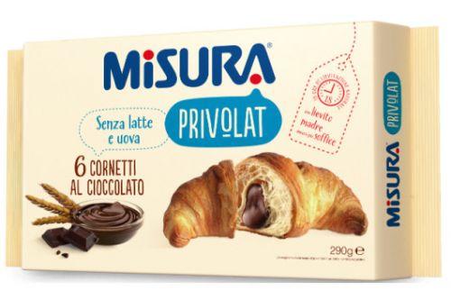 Misura Privolat - Chocolate Cornetti
