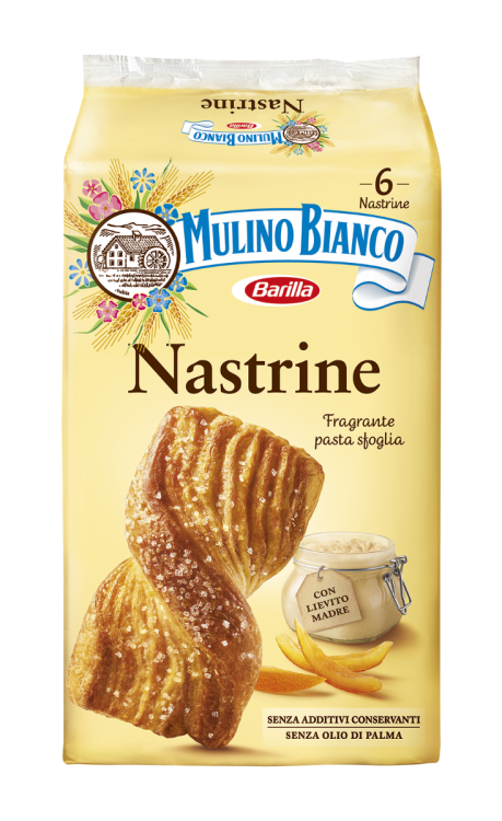 Mulino Bianco- Nastrine