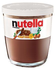 Ferrero - Nutella bicchiere (200 gr)
