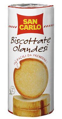 San Carlo BISCOTTATE OLANDESI