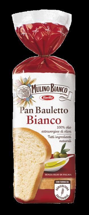 Mulino Bianco- Panbauletto Classico