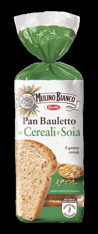 Mulino Bianco - Panbauletto 8 Cereali e Soia
