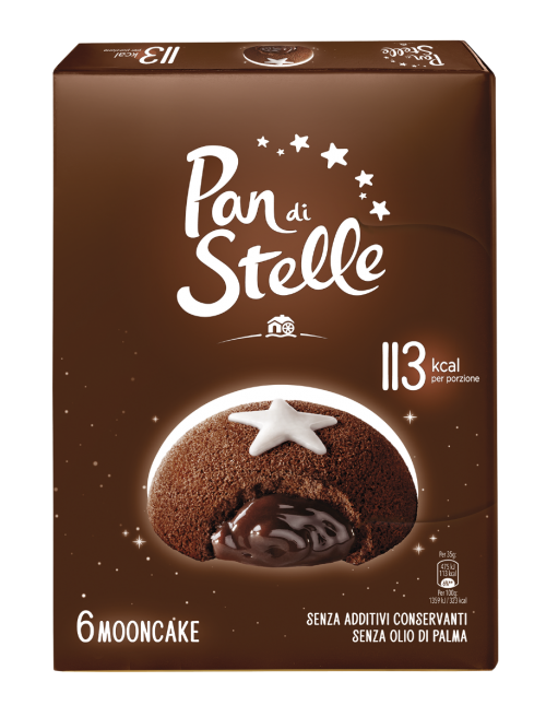Pan di Stelle - Mooncake