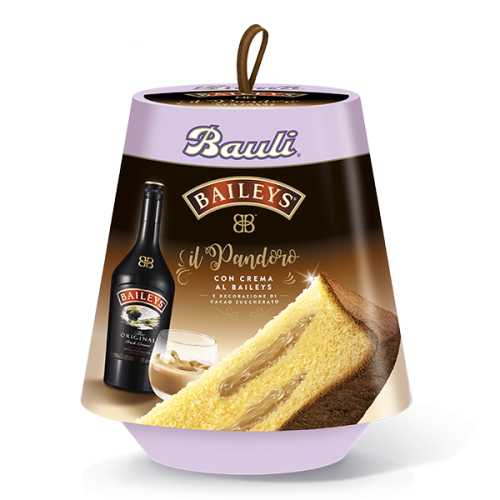 Bauli -Pandoro Baileys