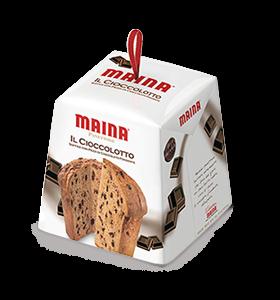 Maina- Panettone il Cioccolotto (750gr)