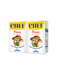 Parmalat Chef Cream with Porcini Mushrooms