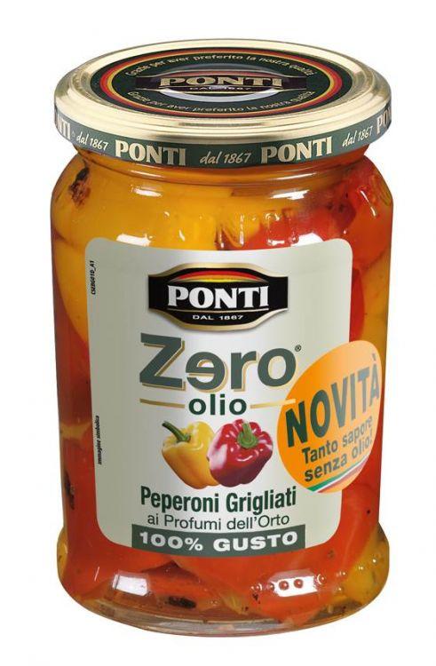 Ponti - Peperoni Grigliati (300 gr)
