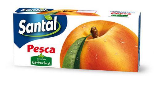 Santal - Peach Juice