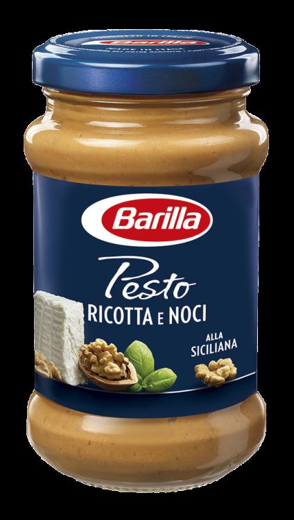 Barilla Pesto Ricotta e Noci