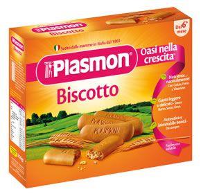 Plasmon - Biscotto