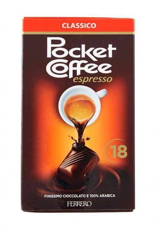 Ferrero Pocket Coffee (18 pieces)