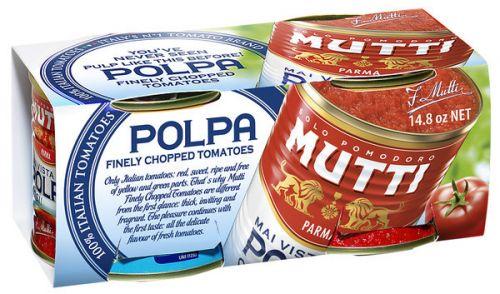 Mutti- Tomato Puree