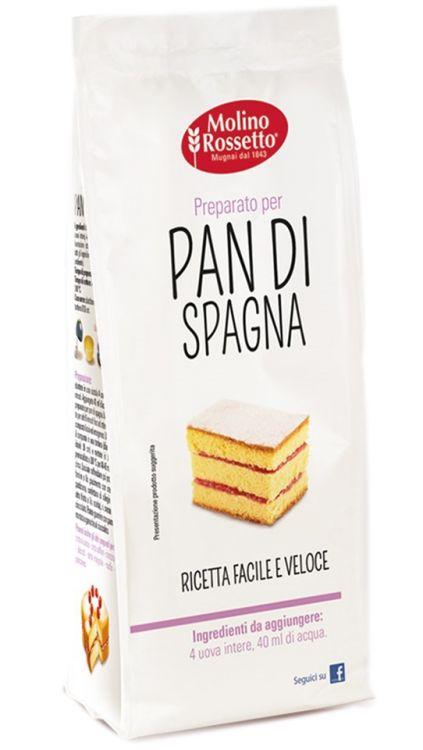 MOLINO ROSSETTO- Preparato per Pan di Spagna