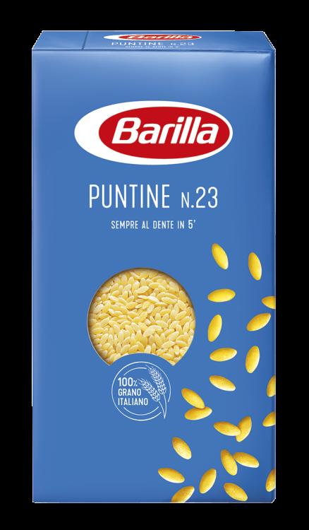 Barilla- Puntine