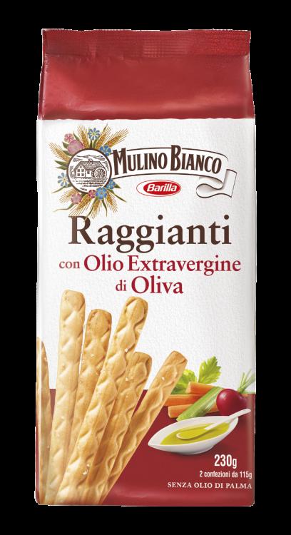 Mulino Bianco- Classic Raggianti