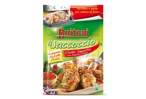 Buitoni - Il Saccoccio con paprika dolce