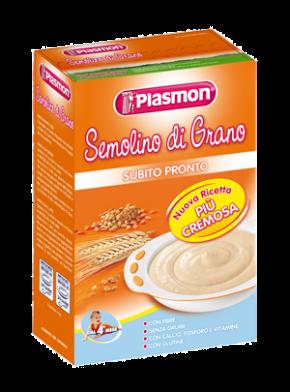 Plasmon - Semolina