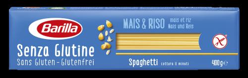 Barilla- Gluten Free Spaghetti
