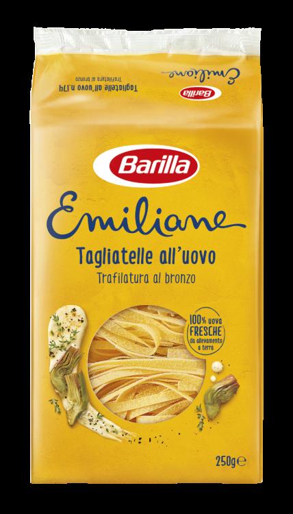 Barilla Emiliane - Egg Tagliatelle