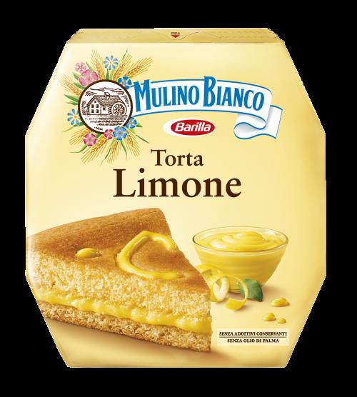 Mulino Bianco- Torta Limone
