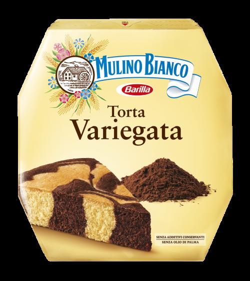 Mulino Bianco- Chocolate Variegated Pound Cake