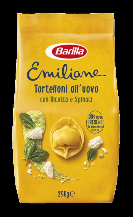 Barilla- Tortelloni Ricotta e Spinaci