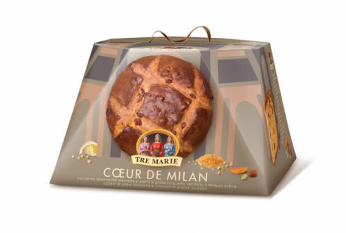 Tre marie-  Panettone Coeur de Milan