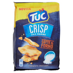 Tuc- Crisp with Salt