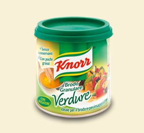 Knorr- Brodo granulare verdure