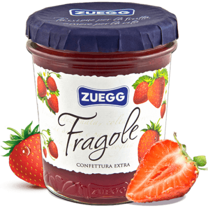Zuegg- Strawberry Jam