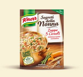 Knorr- Zuppa 5 cereali