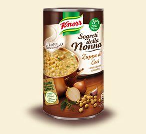 Knorr- Zuppa di ceci