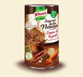 Knorr- Zuppa di fagioli