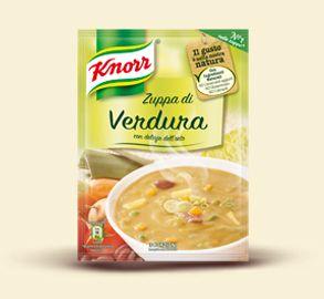 Knorr- Zuppa di verdure